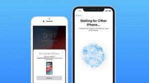 chuyển dữ liệu từ iphone cũ sang iphone mới bằng itunes